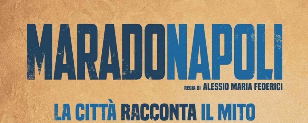 Maradonapoli, su Infinity il rapporto passionale tra Maradona e la città di Napoli
