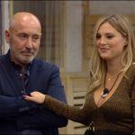 Grande Fratello Vip 2018, Maurizio Battista ritrova la compagna Alessandra nella casa