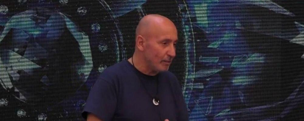 Grande Fratello Vip 2018, Maurizio Battista abbandona la casa