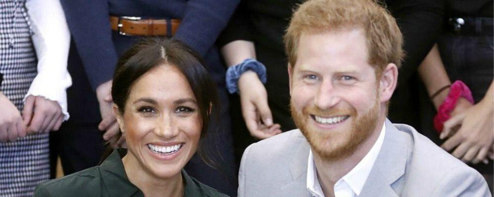 Harry e Meghan aprono sussexroyal, il profilo Instagram di coppia e segnano un record