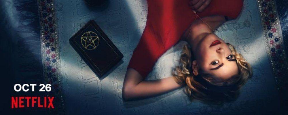 Le terrificanti avventure di Sabrina, il trailer del reboot con Kiernan Shipka