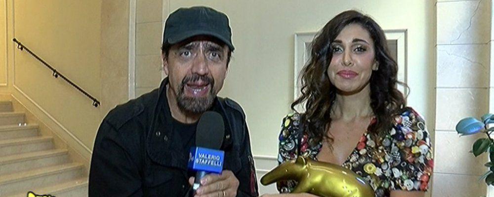 Striscia la notizia, Tapiro a Belen Rodriguez: è record