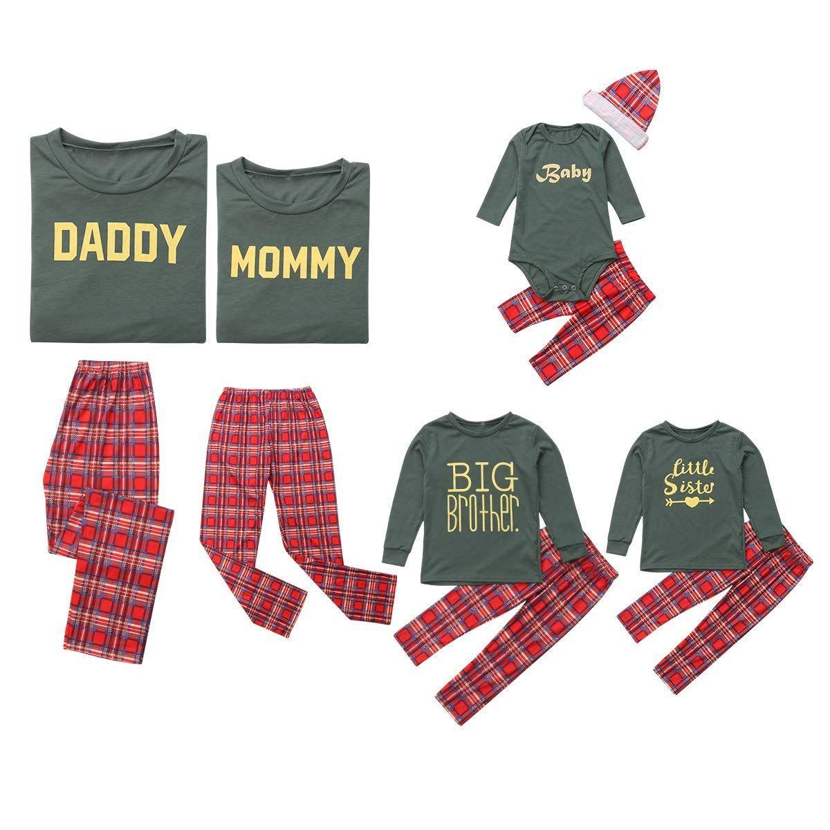 selezione migliore ac8c3 86026 Natale in famiglia, i pigiami sono coordinati – Tvzap
