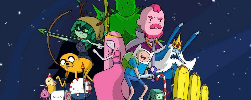Adventure Time, su Cartoon Network il gran finale 'Vieni insieme a me'