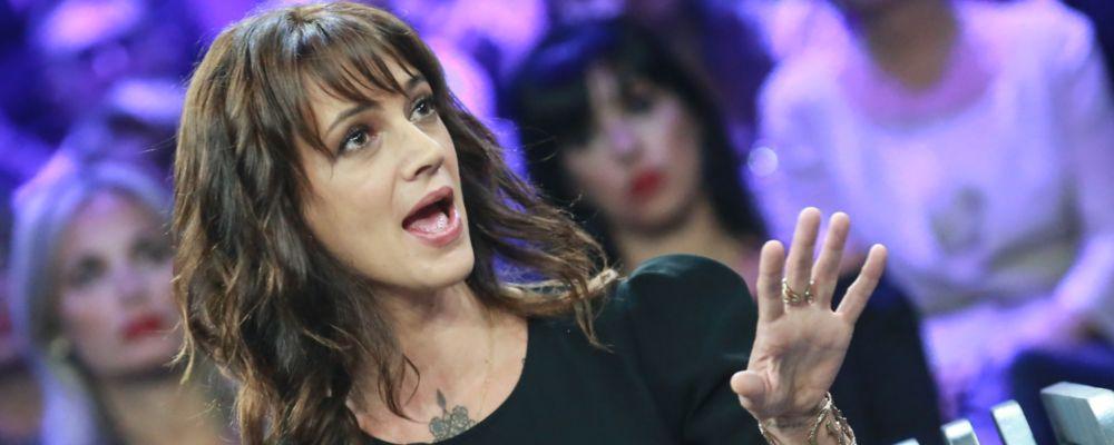X Factor 2018, Asia Argento: 'Lodo Guenzi? Ho il dente avvelenato, gli ho tolto il follow'