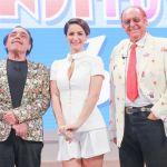 Guarda... Stupisci: il ritorno in tv di Renzo Arbore con Nino Frassica e Andrea Delogu