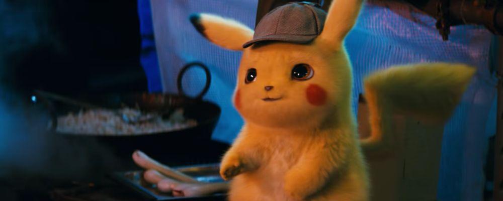 Detective Pikachu, il primo trailer: il doppiatore del pokémon è Ryan Reynolds