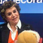 Franca Leosini di Storie Maledette e lo scatto tra Salvini e Isoardi: 'Non in linea con ardori lombari'