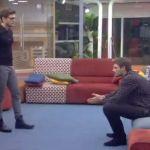 GF Vip 2018, ottava puntata: Francesco Monte tra lo scontro con Elia e il bacio con Giulia Salemi