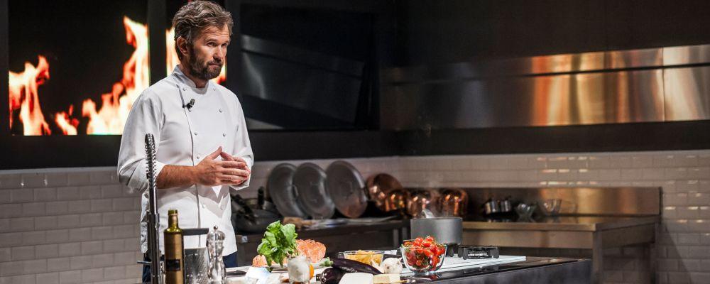 Hell S Kitchen Italia 2018 Carlo Cracco Guida Ancora Una