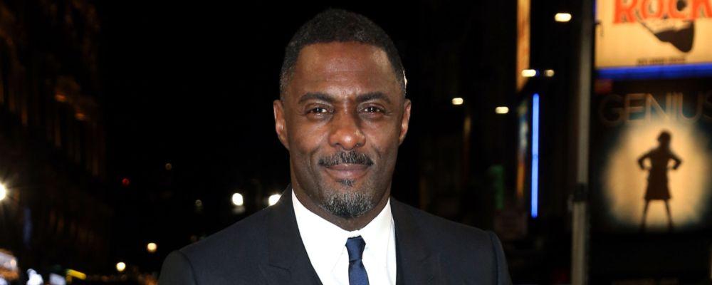 L'attore inglese Idris Elba è l'uomo più sexy del 2018 secondo People