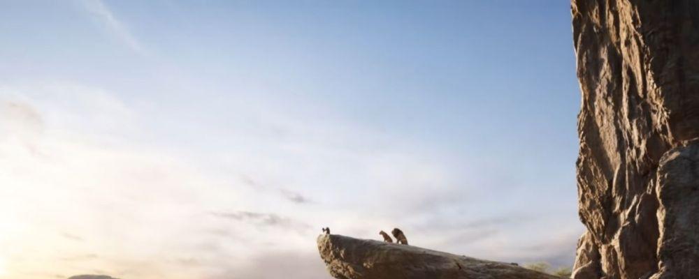 Il re leone in carne e ossa al cinema nel 2019: uscito il primo trailer