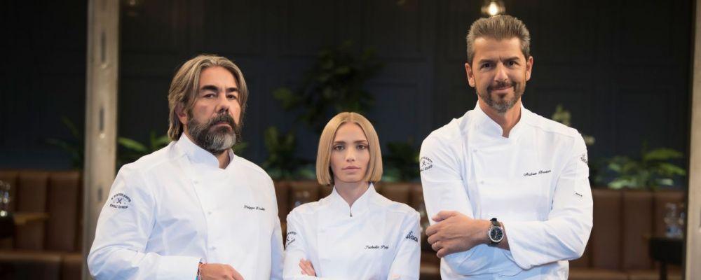 Il ristorante degli chef apre i battenti: prima puntata martedì 20 novembre, anticipazioni
