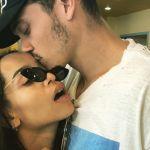 Zoë Kravitz si fidanza ufficialmente con Karl Glusman: l'annuncio social