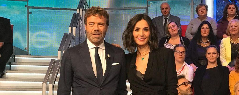 Vieni da me, Massimo Ciavarro: 'Primo lavoro a 14 anni perché mio papà ci ha lasciati presto'