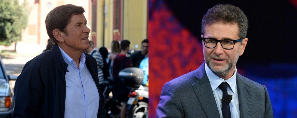 Ascolti tv, testa a testa tra Fabio Fazio e Gianni Morandi con L'isola di Pietro 2