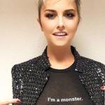 Nadia Toffa ancora in ospedale: la foto social