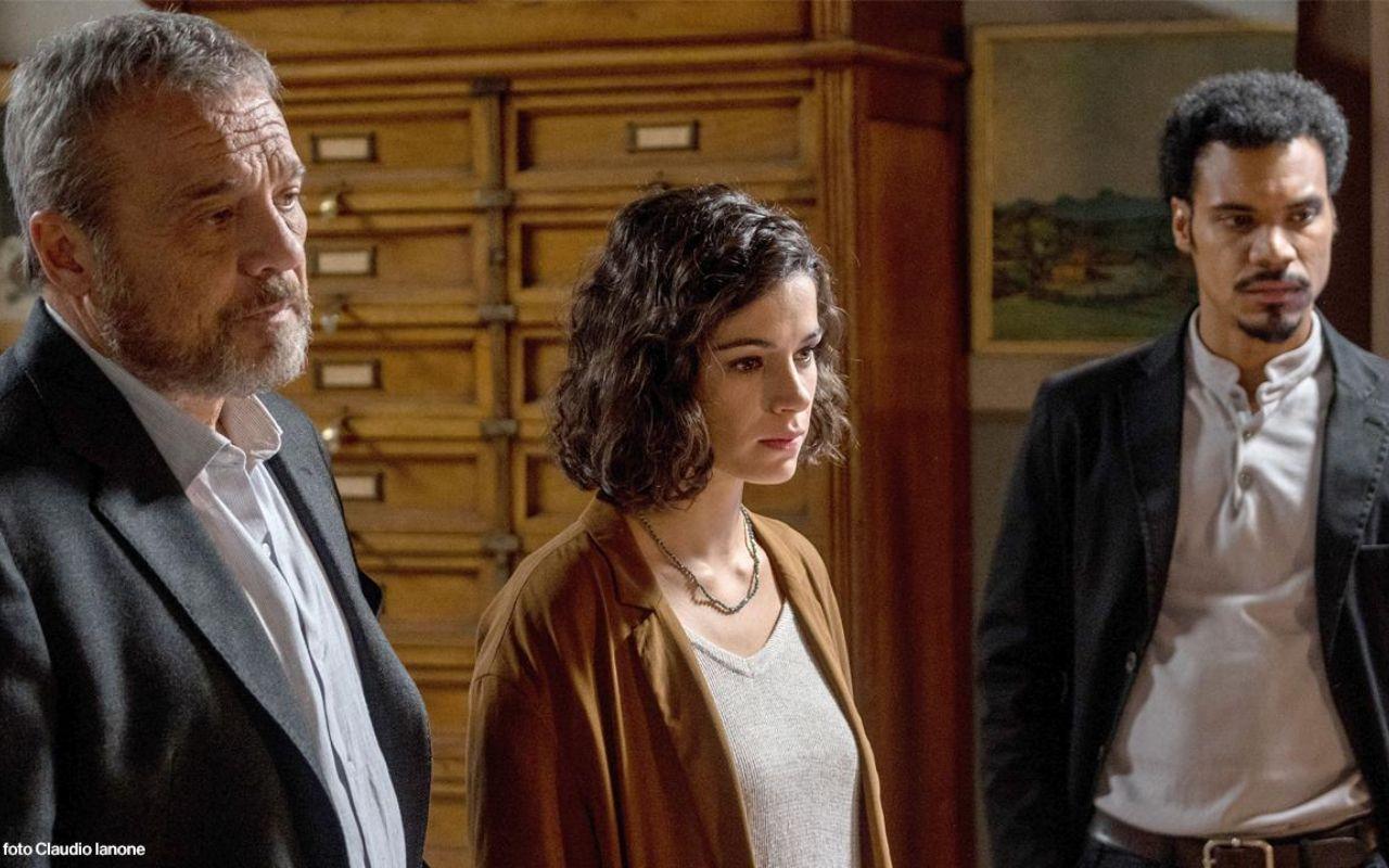 Nero a metà, frizioni tra Carlo e Malik: anticipazioni quinta puntata giovedì 13 dicembre
