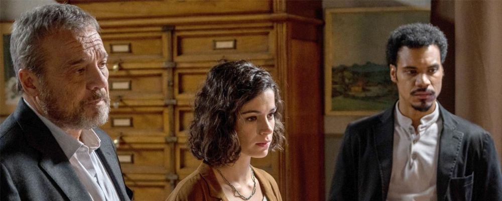 Nero a metà, anticipazioni puntata 26 novembre: Alba tra Malik e il fidanzato