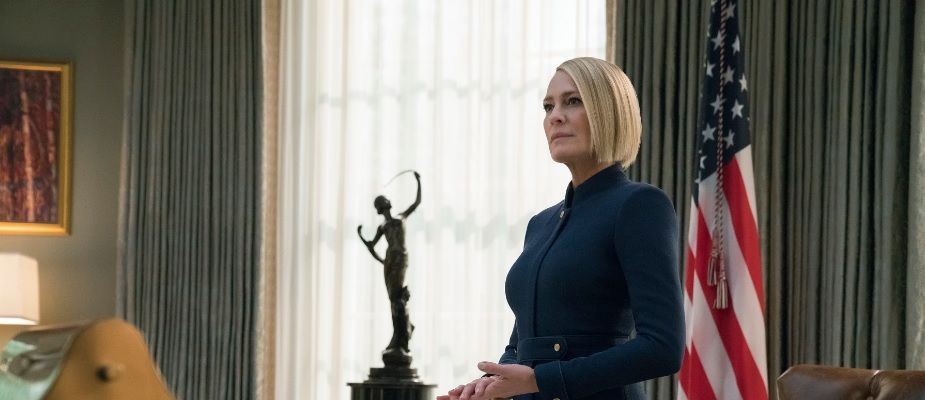 House of Cards 6, su Sky Atlantic è il turno di Claire: rimpiangeremo Frank Underwood?