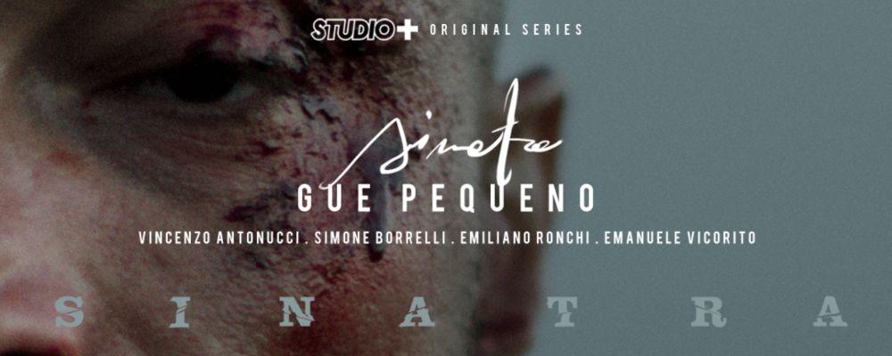 Sinatra, la prima serie con Guè Pequeno protagonista dal 21 novembre su TimVision