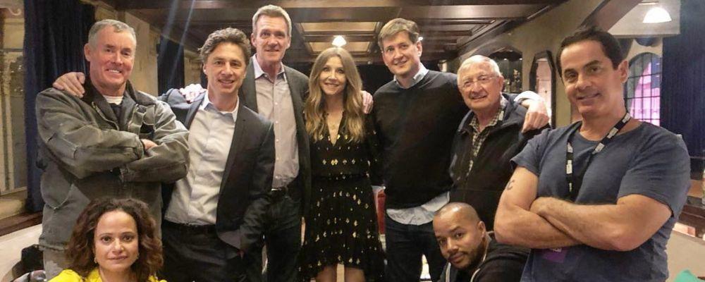 Scrubs, reunion del cast originale ma niente reboot: 'Scuse per far soldi'
