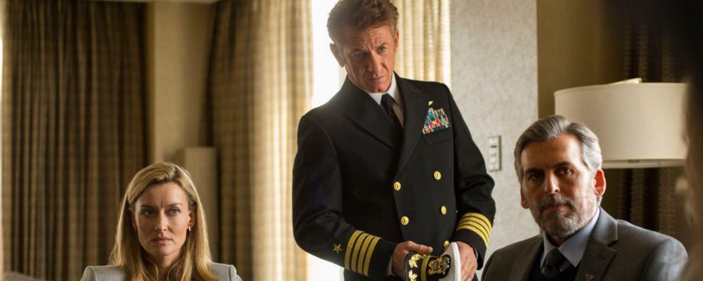 The First sbarca in Italia su TimVision dal 19 dicembre: nel cast anche Sean Penn