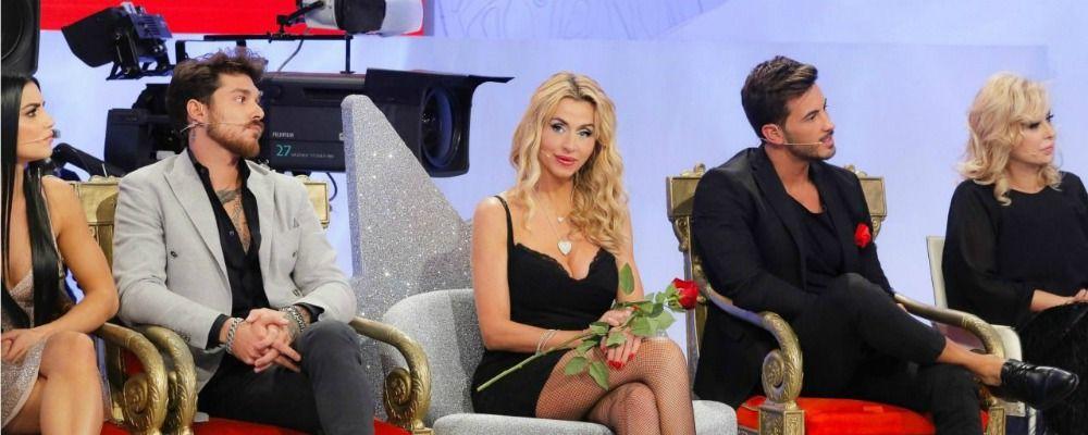 Uomini e donne, l'esordio di Andrea Cerioli e Ivan Gonzalez come tronisti
