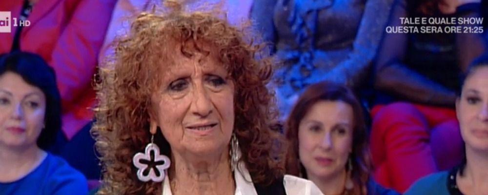 Vieni da me, Anna Mazzamauro: 'Ho debuttato a teatro il giorno del funerale del mio compagno'