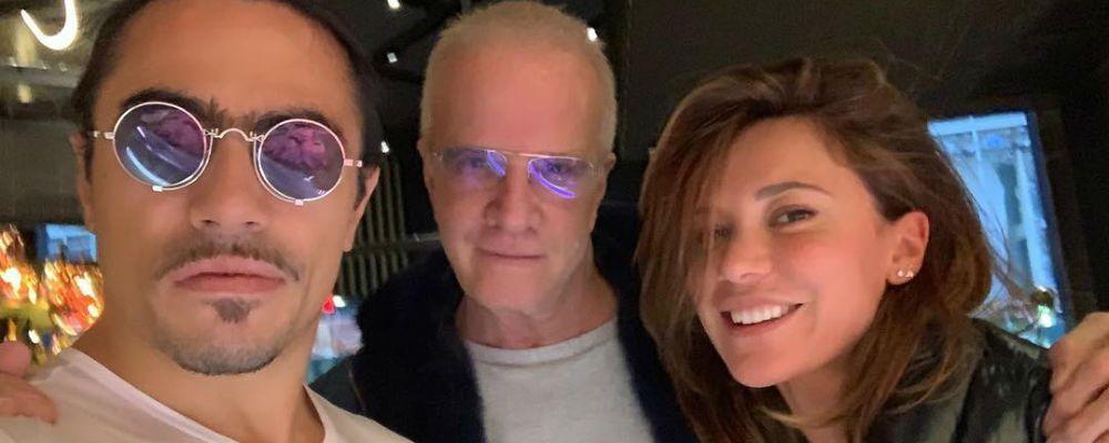 La dottoressa Giò: Christopher Lambert è fidanzato con Camilla Ferranti, ex tronista
