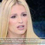 Michelle Hunziker: 'Sanremo? Se dovessero chiamarmi ci sono'