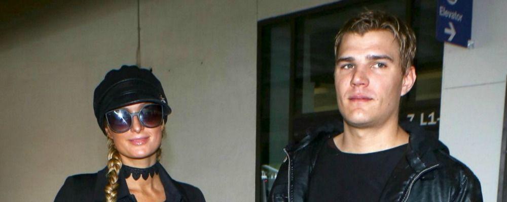 Paris Hilton e Chris Zylka si lasciano a un passo dal matrimonio