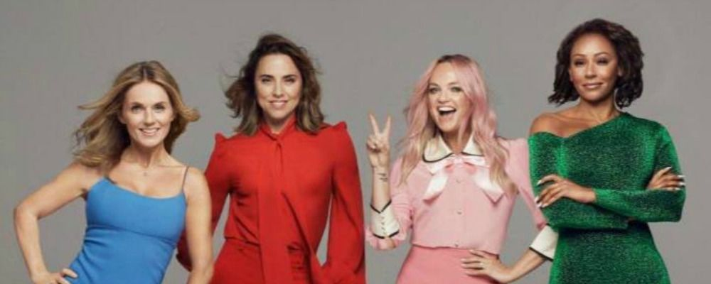 Spice Girls reunion, un tour nel 2019 senza Victoria Beckham