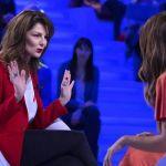 Marina La Rosa a Verissimo: 'Mio marito non sapeva chi fossi'