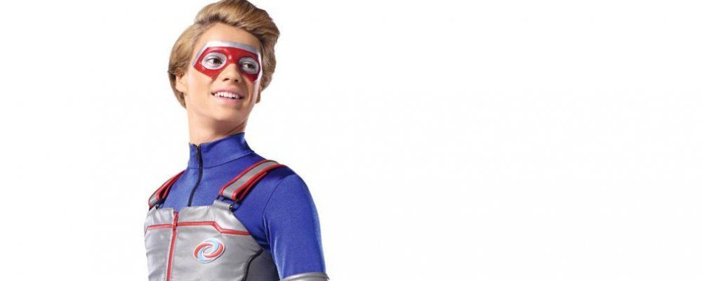 Henry Danger si sdoppia con Double Danger cartoon e serie live action