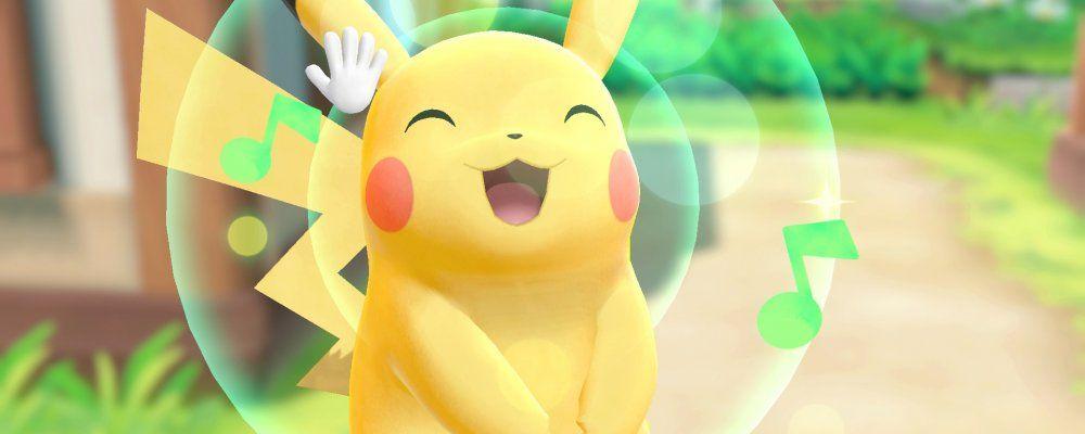 Videogiochi: Pokémon Let's Go Pikachu e Let's Go Eevee per Nintendo Switch