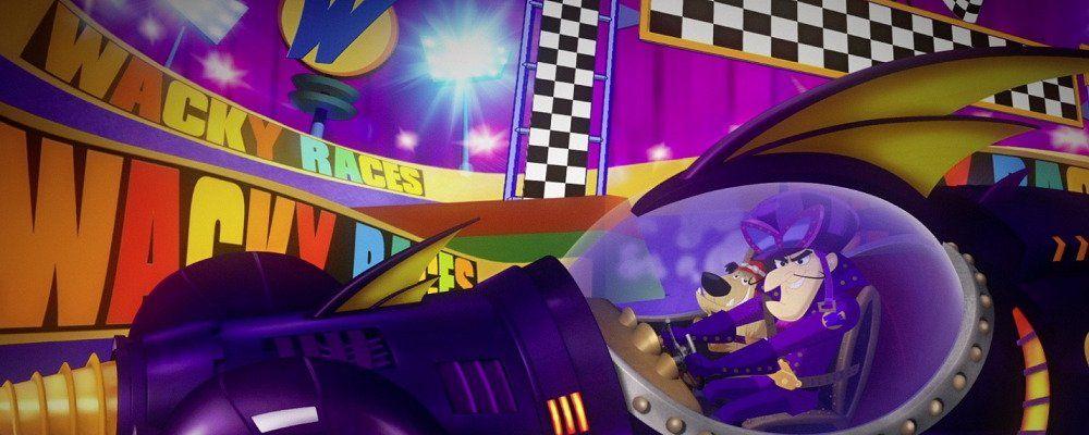 Wacky Races i nuovi episodi con Muttley, Penelope Pitstop e Dick Dastardly