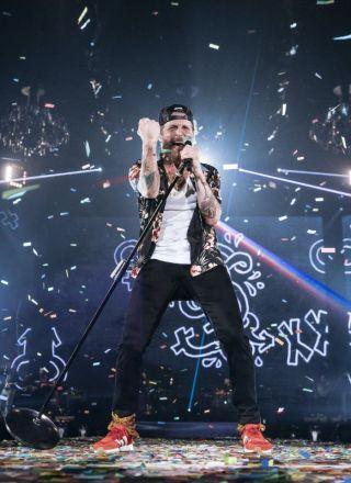 Lorenzo Live 2018, il tour di Jovanotti in onda su Paramount Channel, Spike e VH1