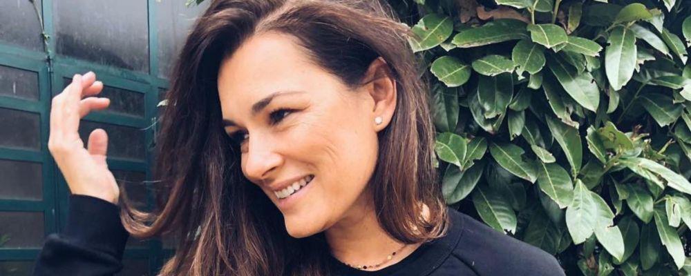 Alena Seredova e lo scatto ironico ad Alfonso Signorini: 'D'Amico ti puoi fidare'