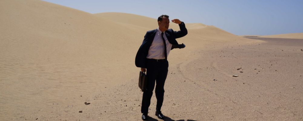 Aspettando il re: trama, cast e curiosità del film con Tom Hanks