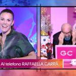 Detto fatto, Raffaella Carrà telefona in diretta e Bianca Guaccero scoppia in lacrime