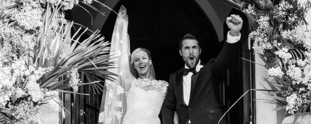 Matrimonio tra Emily VanCamp e Josh Bowman: le due star di Revenge sposi alle Bahamas