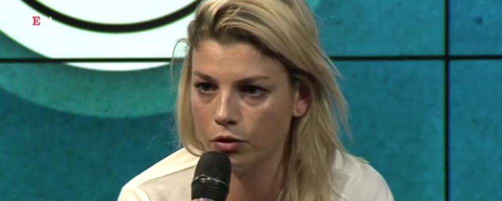 Emma Marrone ultime notizie sulla sua salute, interviene l'ufficio stampa