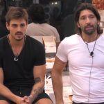 Grande Fratello VIP 2018, Walter Nudo a Francesco Monte: 'Ti sei buttato nell'inferno, sei coraggioso'