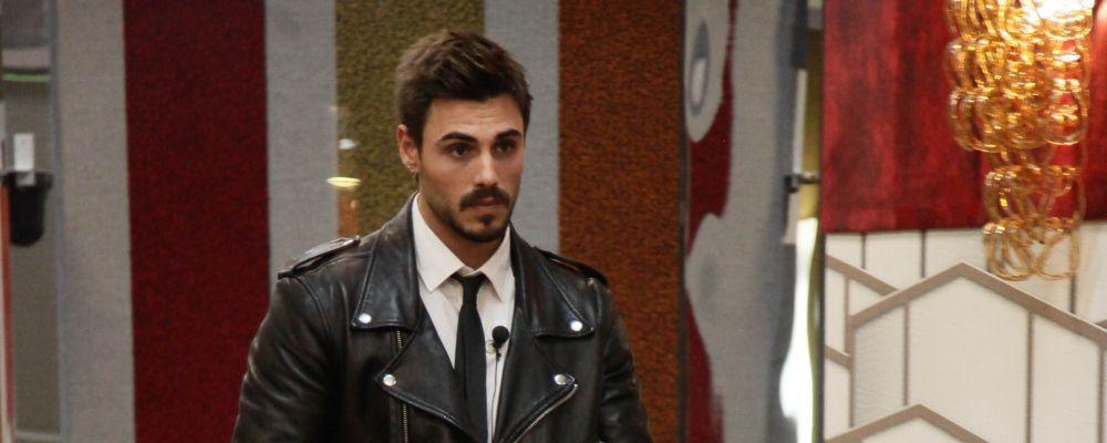 Grande Fratello VIP 2018, la finale: Francesco Monte eliminato da Andrea Mainardi, è quinto