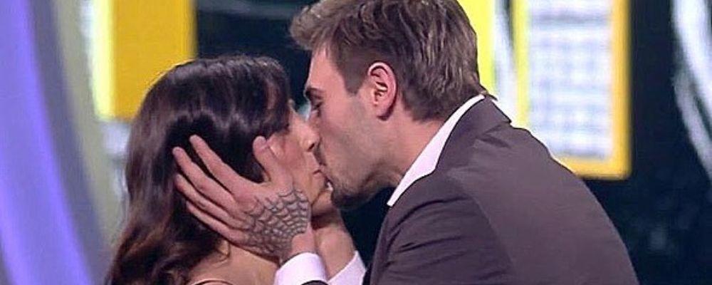 Grande Fratello VIP 2018, Giulia Salemi e Francesco Monte: prima notte insieme