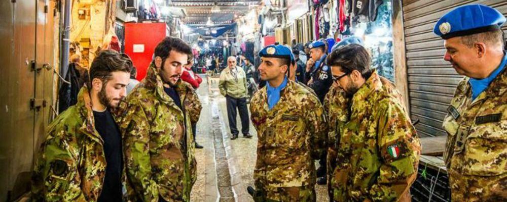 Il Volo canta per le truppe italiane in Libano: lo speciale su Rai 1