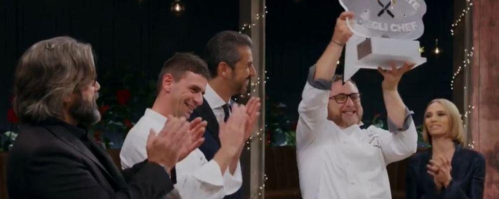 Il ristorante degli chef, il vincitore è l'australiano Valter Di Cecco