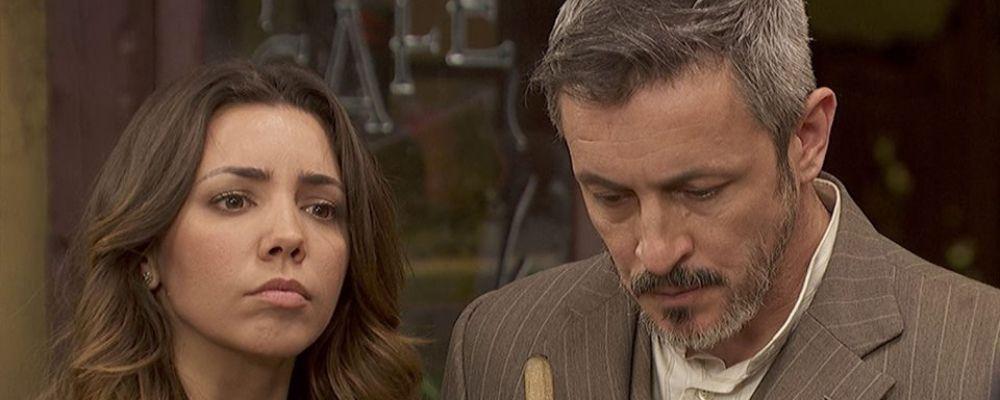 Il segreto, il cerchio si stringe attorno a Emilia e Alfonso: anticipazioni trama puntata 4 dicembre