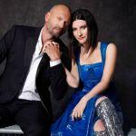 Laura Pausini e Biagio Antonacci scendono in campo con un tour negli stadi
